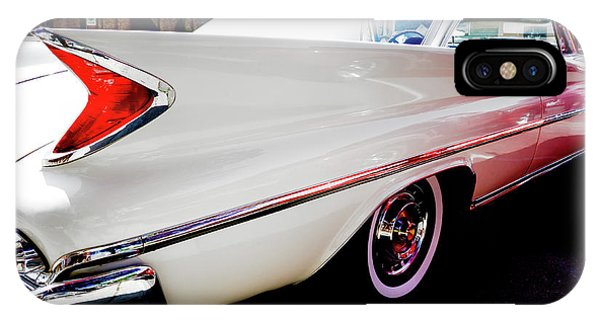 iPhone Case - 1960 Chrysler Saratoga by David Patterson