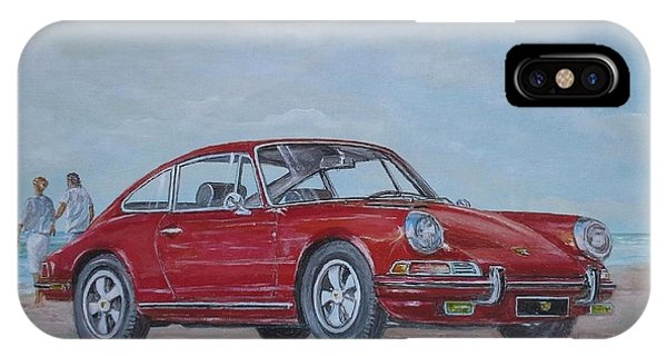 1968 Porsche 911 2.0 S IPhone Case