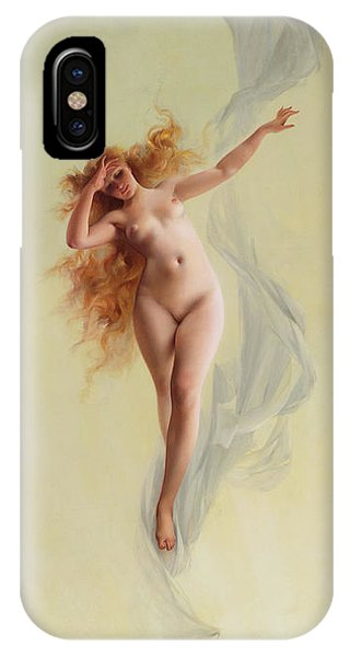 Voodoo iPhone Case - Dawn by Luis Ricardo Falero