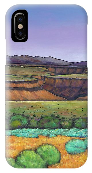 Desert iPhone Case - Desert Gorge by Johnathan Harris