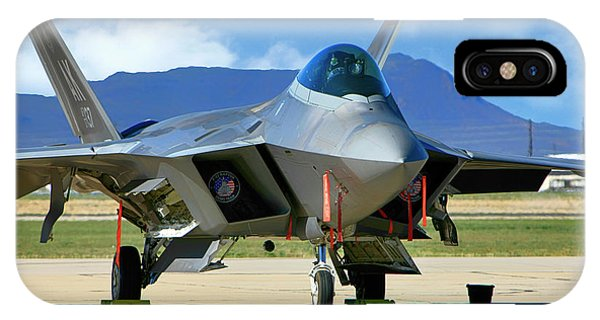 F22 Rapter IPhone Case