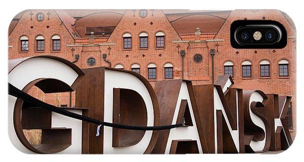 Pomeranian iPhone Case - Gdansk, Poland by Juli Scalzi