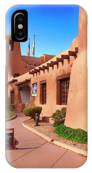 New Mexico Museum Of Art IPhone Case