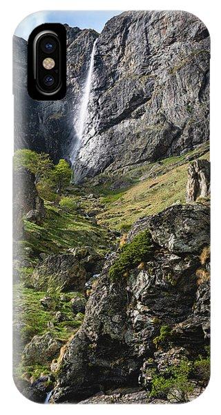 Raysko Praskalo Waterfall, Balkan Mountain IPhone Case