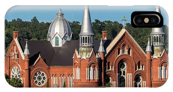 Sacred Heart Cultural Center - Augusta Ga IPhone Case