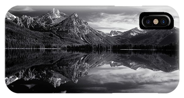 Stanley Lake IPhone Case