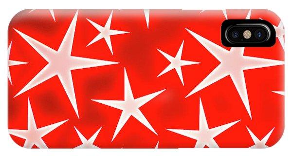 Star Burst 3 IPhone Case