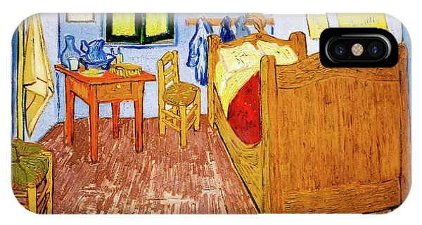 Van Gogh's Bedroom At Arles IPhone Case