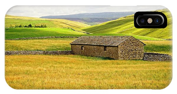 Yorkshire Dales Landscape IPhone Case