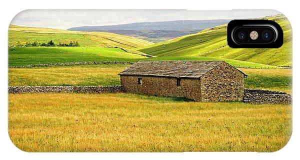 Yorkshire Dales Landscape IPhone Case