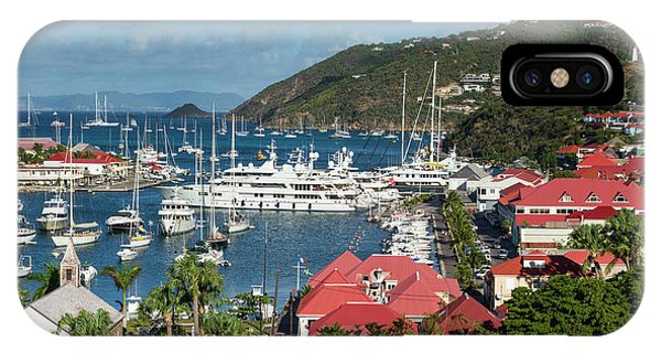 iPhone Case - French West Indies, St-barthelemy by Walter Bibikow