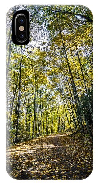 IPhone Case featuring the photograph Scenic Views Along Virginia Creeper Trail by Alex Grichenko
