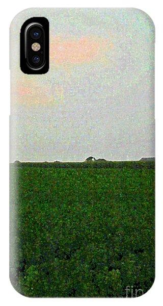 3-11-2009t IPhone Case