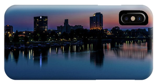 Augusta Ga - Savannah River IPhone Case