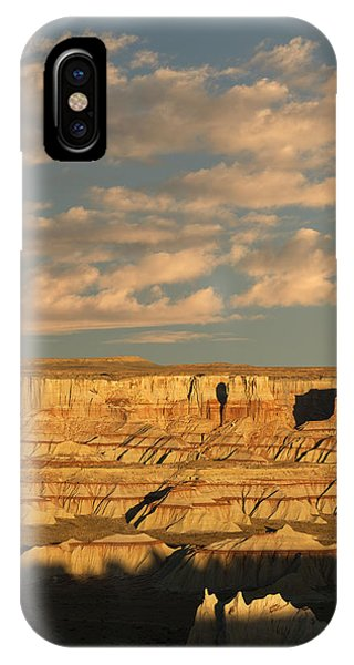 Coal Mine Canyon Near Tuba City Phone Case by Adam Jones