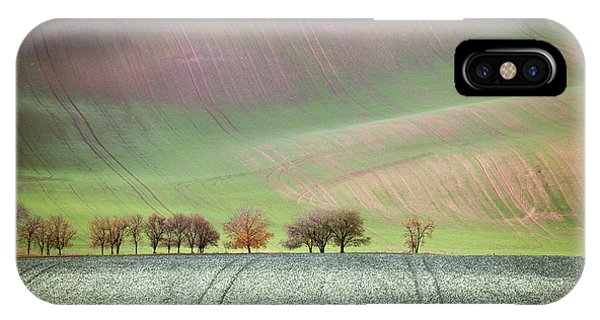Autumn In South Moravia 3 IPhone Case