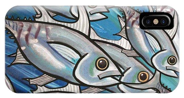 3 Fish IPhone Case
