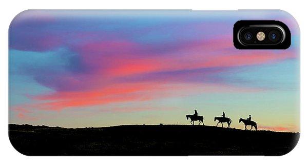 3 Horsemen IPhone Case