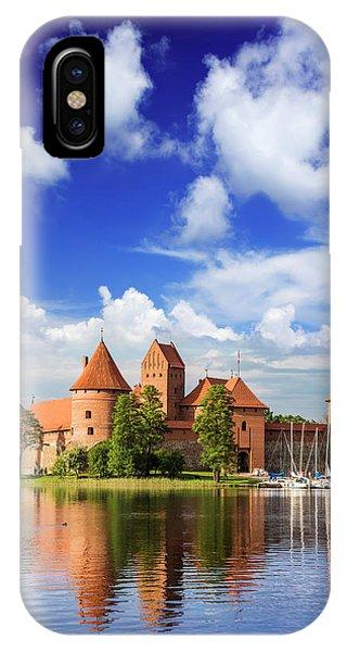 Lithuania, Vilnius Phone Case by Miva Stock