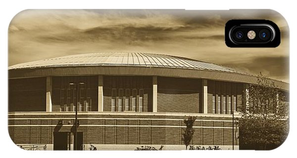 Purdue Boilermakers iPhone Case - Mackey Arena - Purdue University by Mountain Dreams