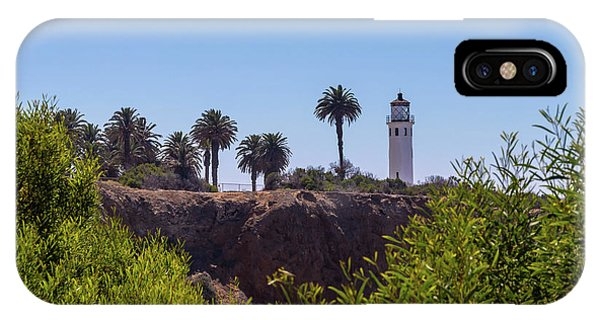 Point Vicente Lighthouse IPhone Case