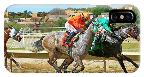 Rillito Park, Tucson Az IPhone Case