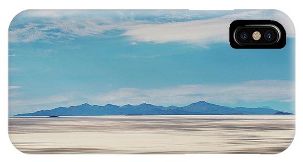 Salar De Uyuni, Bolivia Phone Case by Anthony Asael