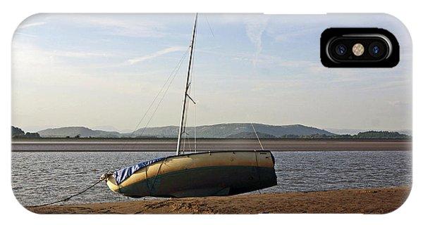 31/05/14 Cumbria. Arnside. IPhone Case
