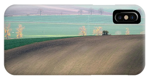 Autumn In South Moravia 5 IPhone Case