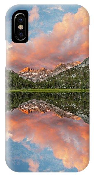 Marsh Lake At Sunrise, John Muir Phone Case by Adam Jones