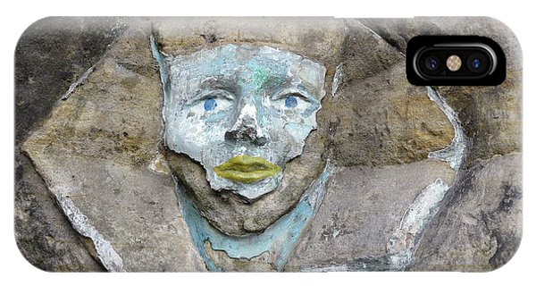 iPhone Case - Rock Relief - The Face Of The Sphinx by Michal Boubin