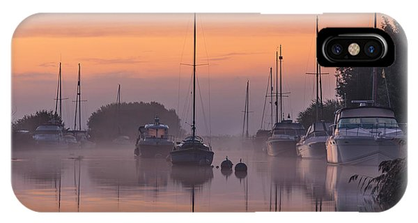 Bournemouth iPhone Case - Wareham - England by Joana Kruse
