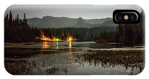 IPhone Case featuring the photograph Sierra National Park Mountains Near Mammoth Lakes Californit by Alex Grichenko