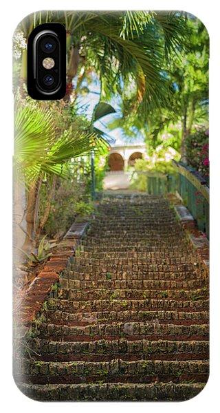 iPhone Case - Us Virgin Islands, St Thomas Charlotte by Walter Bibikow