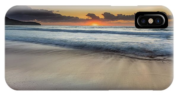 Sunrise Beach Seascape IPhone Case