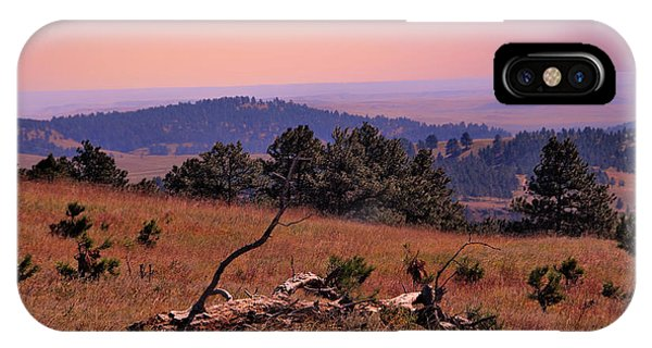 Autumn Day At Custer State Park South Dakota IPhone Case