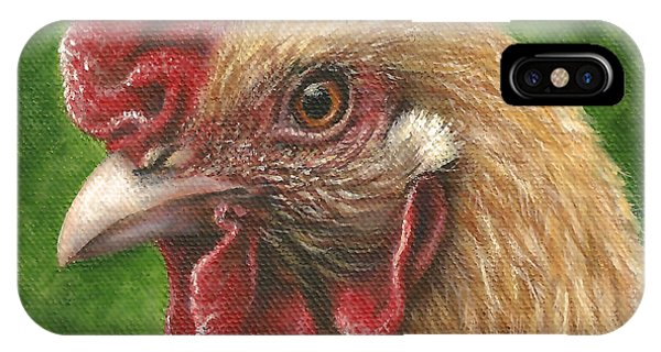 A Chicken For Terry IPhone Case