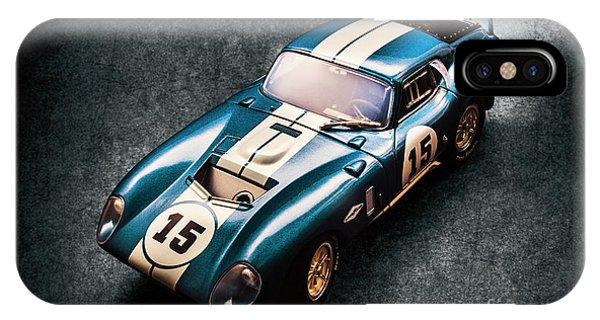 Coupe iPhone Case - A Daytona Classic by Jorgo Photography - Wall Art Gallery