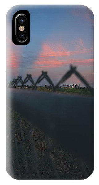 A Fence IPhone Case