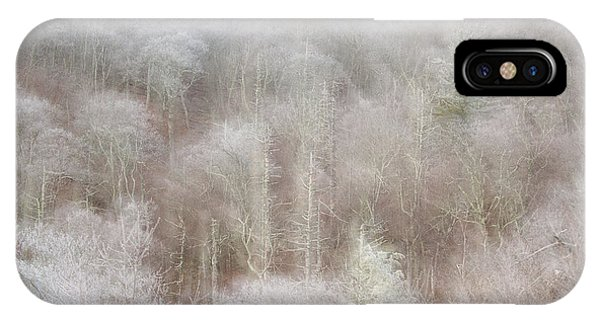 A Ghost Of Trees IPhone Case
