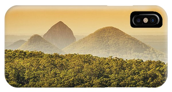 Qld iPhone Case - A Glowing Afternoon by Jorgo Photography - Wall Art Gallery