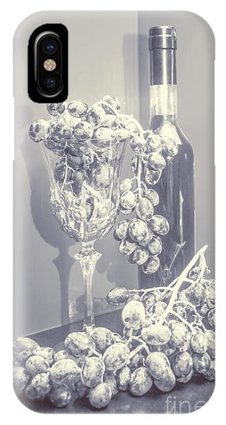 Vino iPhone Case - A Grape Gala by Jorgo Photography - Wall Art Gallery