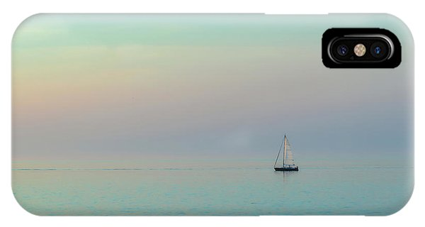 A Mid-summer Evening IPhone Case