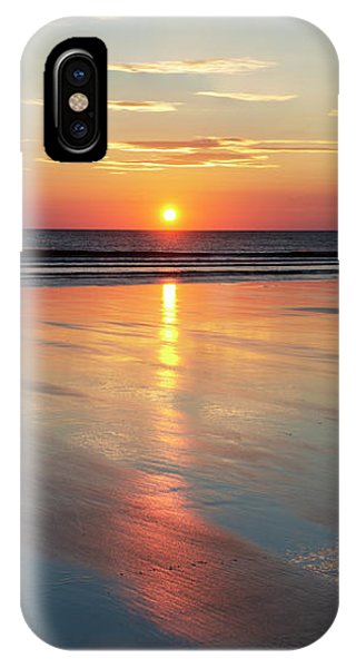 IPhone Case featuring the photograph A Morning Of Reflection by Tim Gainey