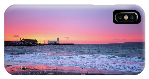 Fishing Boat iPhone Case - A New Day by Smart Aviation