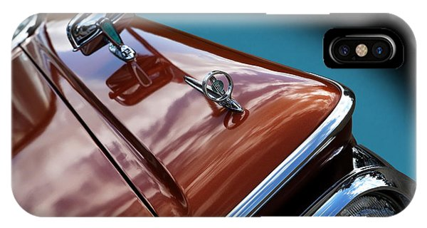 IPhone Case featuring the photograph A New Slant On An Old Vehicle - 1959 Edsel Corsair by Debi Dalio
