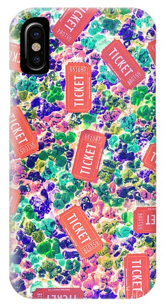 Movie iPhone Case - A Popcorn Promo by Jorgo Photography - Wall Art Gallery