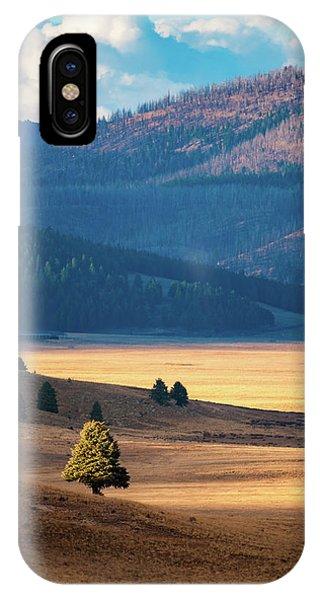 A Slice Of Caldera IPhone Case