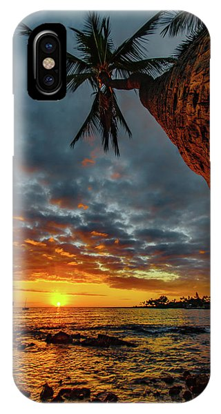 A Typical Wednesday Sunset IPhone Case