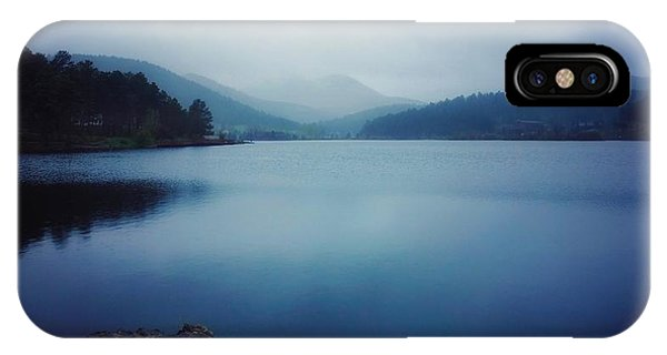 IPhone Case featuring the photograph A Washed Landscape by Dan Miller